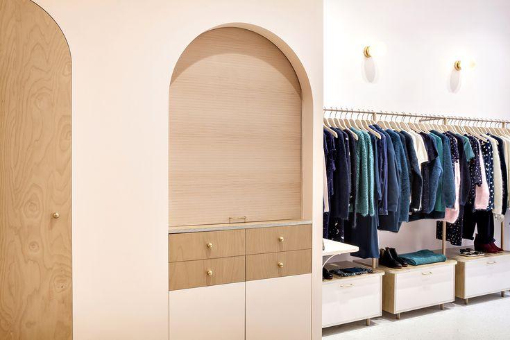 archi renovation boutique Des Petits Hauts heju studio 4