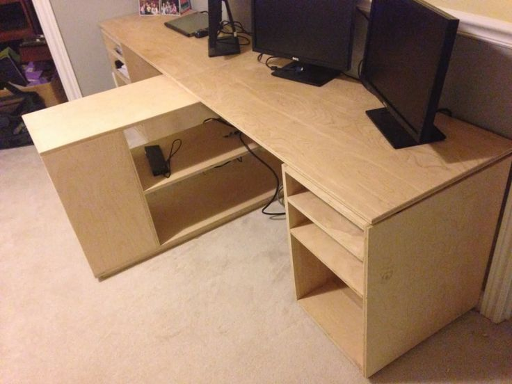 How to Build An Office Desk - Rustic Home Office Furniture Check more at  http://michael-malarkey.com/how-to-build-an-office-desk/ | Pinterest |  Michael ...