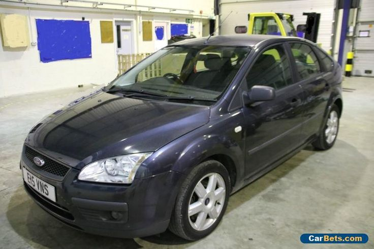 2006 FORD FOCUS 1.8 TDCi Sport Spares / Repair #ford #focus #forsale #unitedkingdom