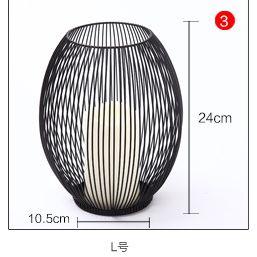 Mediterranean Iron Cage Lantern