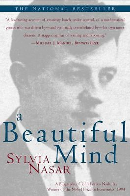 A Beautiful Mind : A Biography of John Forbes Nash, Jr. Winner of the Nobel $6.98 Free Shipping! $5 off on orders $25 or more.