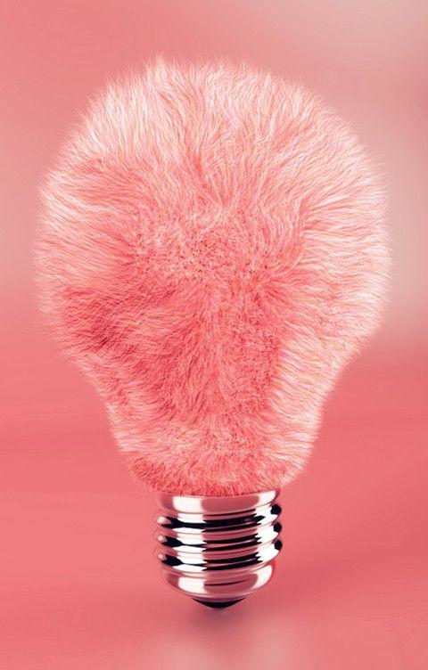 Bombilla peluda rosa                                                                                                                                                                                 Más