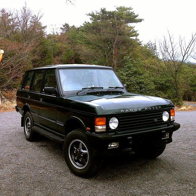 Best 20+ Range Rover Classic Ideas On Pinterest