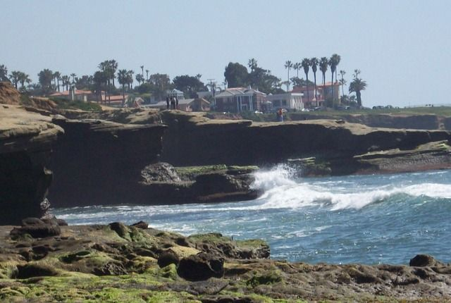 Whale's Tail, Catalina Island, Avalon, California