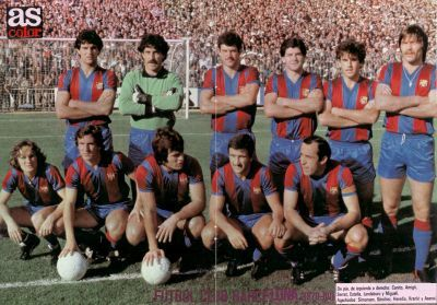 1979/80 FC Barcelona