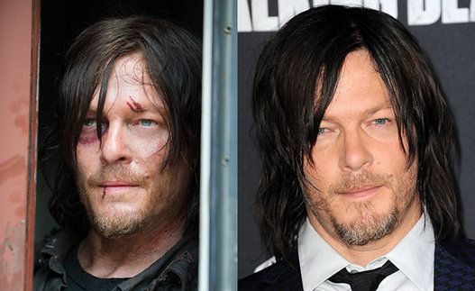 'The Walking Dead' Cast Looks Totally Different Out Of Costume