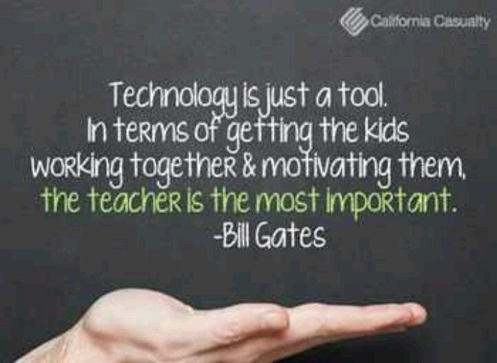 Technology Is Not Just A Tool It Can Give Learners A: Pictures Of Technology In Education