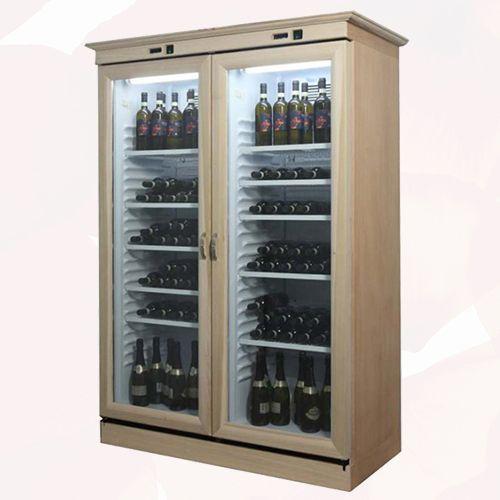 Glass Case Wine Cooler | Wine Coolers Rental | Rent4Expo.eu