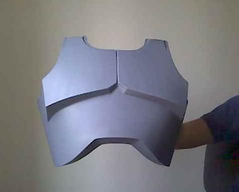 Homemade Clone Trooper Armor