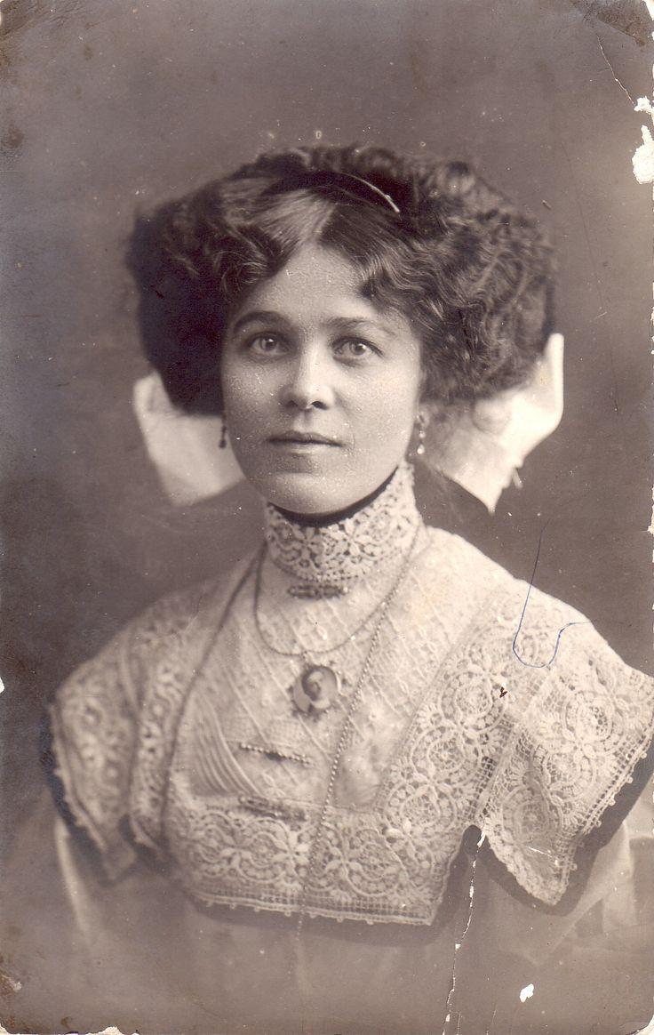 Christina Whitbourne #familyhistory