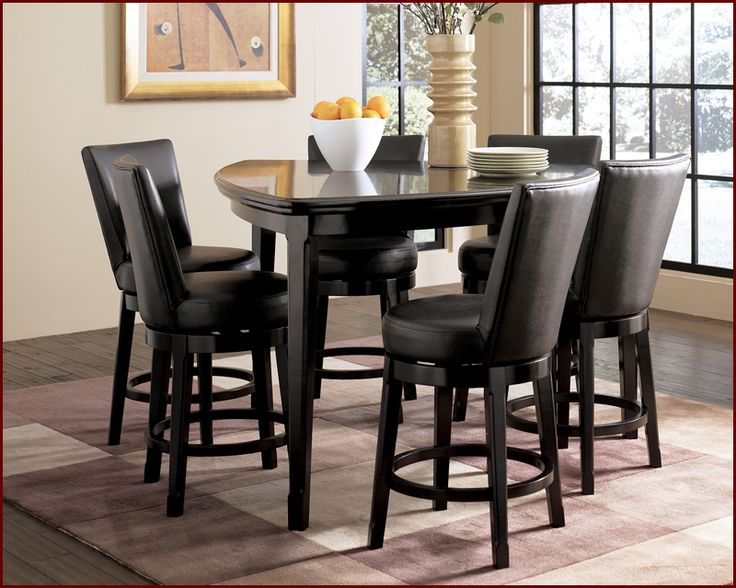 Counter Height Nook Dining Set : ... Pinterest Counter height table, Dining sets and Kitchen table sets