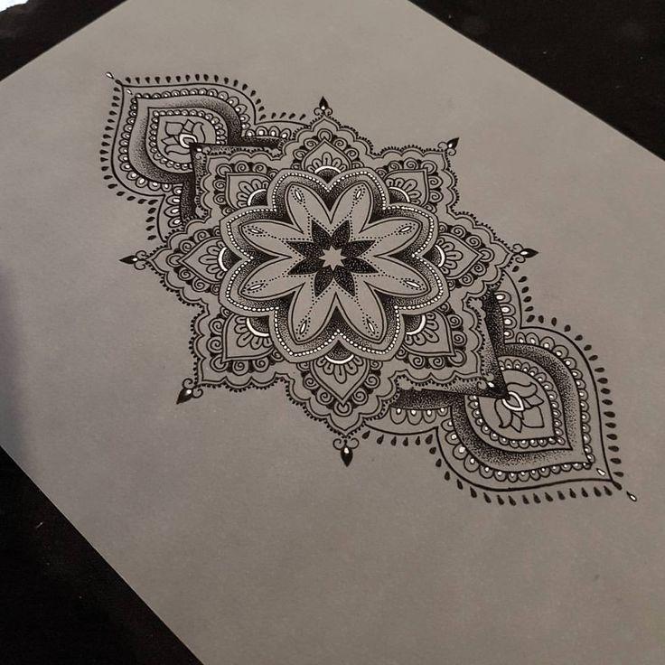 Best 25 Mandala Tattoo Design Ideas On Pinterest: 25+ Best Ideas About Pointillism Tattoo On Pinterest