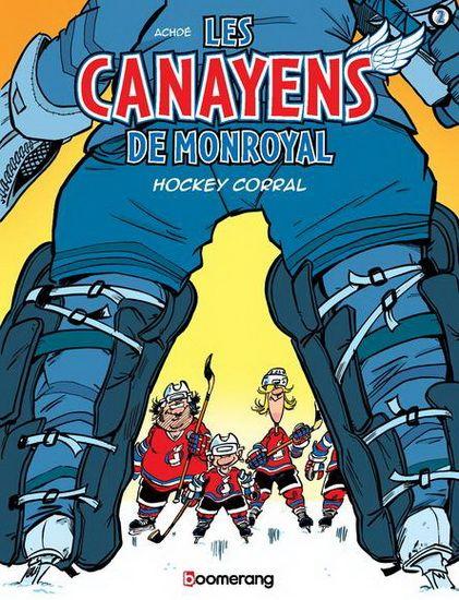 31997000925230    Hockey corral #02   Cette deuxième saison des « Canayens de Monroyal » s'annonce bien ...