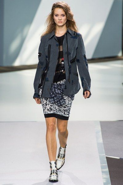 3.1 Phillip Lim Spring 2013 Ready-to-Wear Fashion Show