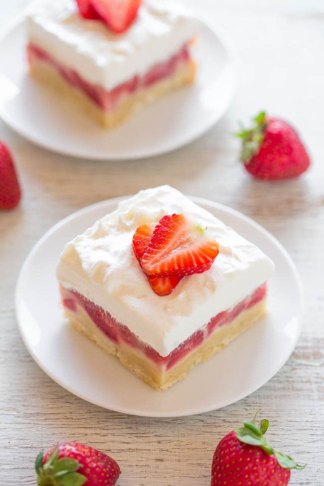 cooks rhubarb desserts strawberry desserts fruit desserts strawberry ...