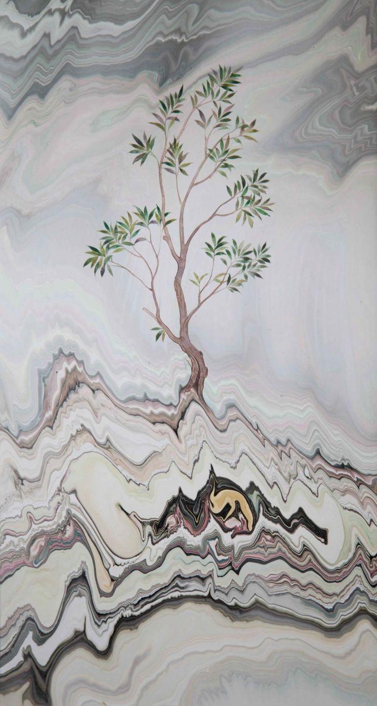 Barut Ebrularında Açan Çiçekler