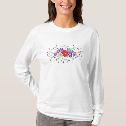 colorful flower bouquet T-Shirt | Zazzle.com – nature