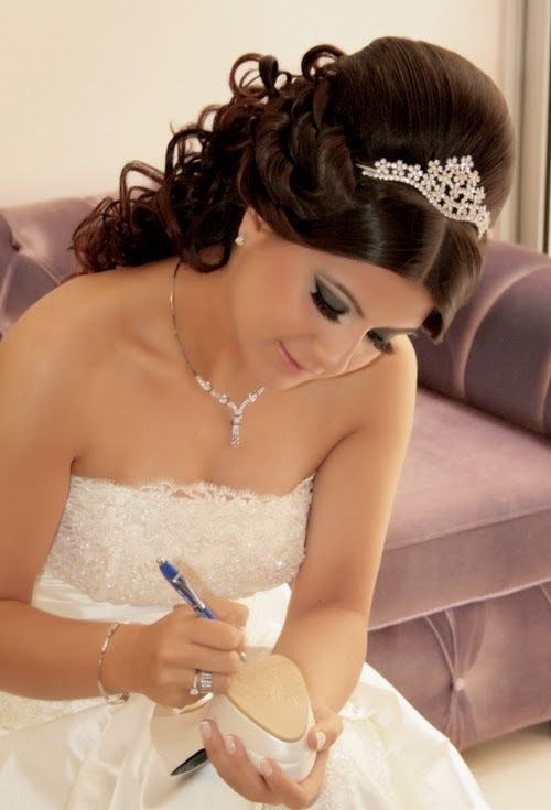 Different Hairstyles: 2014 Outdoor Bride hair design