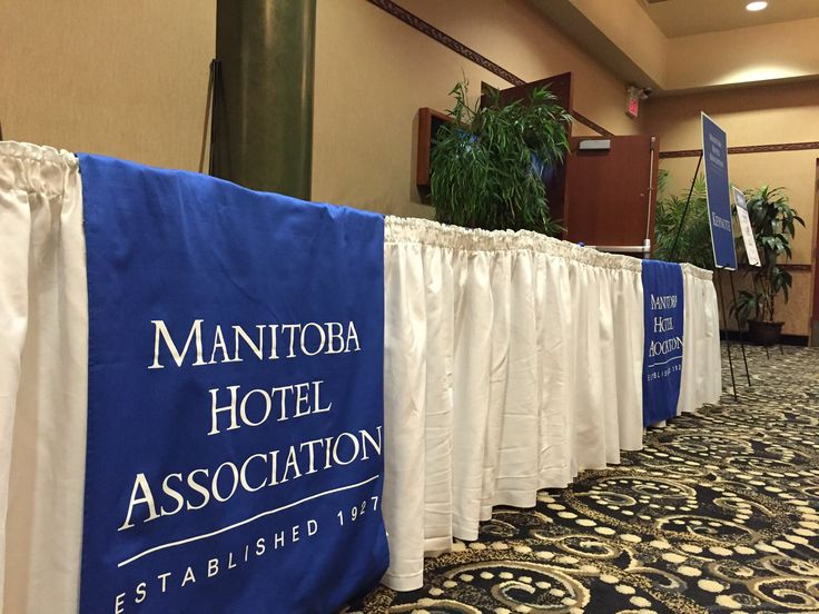 We hope everyone had a great time at the #Manitoba Hotel Association Trade Show here at Victoria Inn Winnipeg!