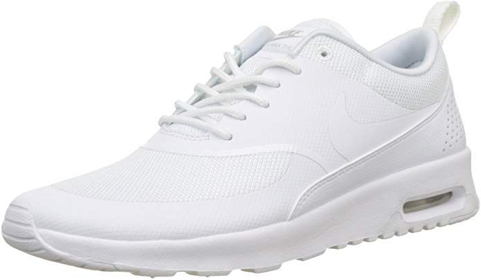 Preis Nike Air Max Thea Sneakers Damen Weiß mit weißen