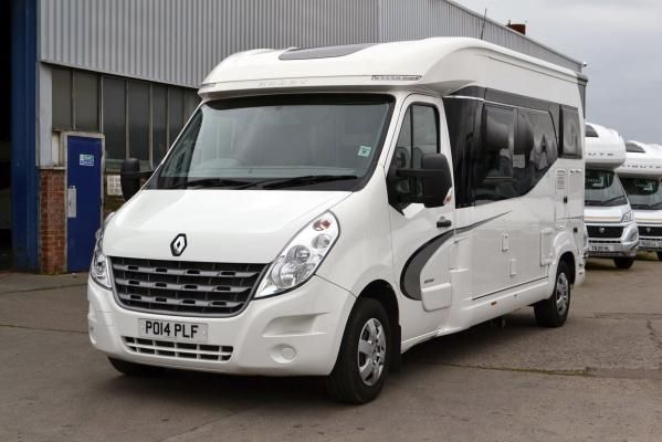 Hobby Premium Van 55 GF 2014 Motorhome for sale in Tyne & Wear. Search and browse thousands of Motorhome ads on Caravansforsale.co.uk today!