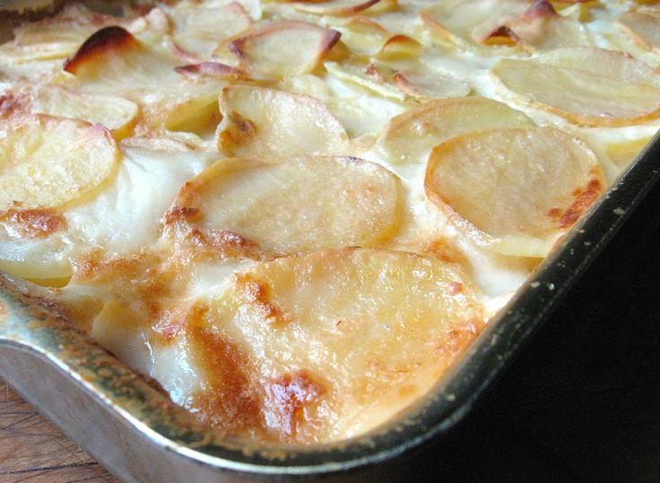 Scalloped potatoes for Easter | What's for dinner? | Pinterest