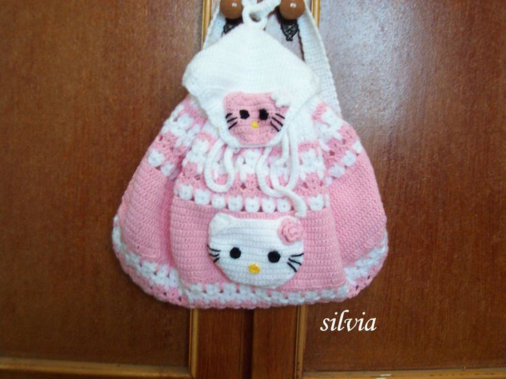 Rucsac Hello Kitty pentru Giulia nepotica mea