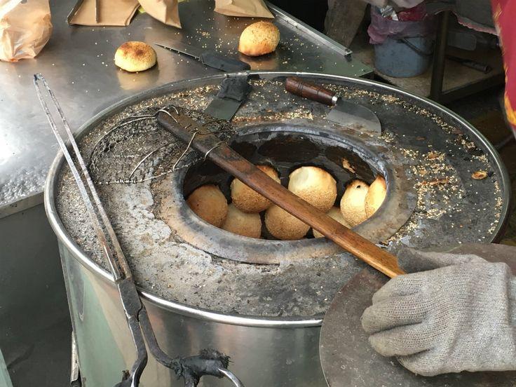 碳烤赤肉胡椒餅(タンカオチーロウフージャオビン  台北市