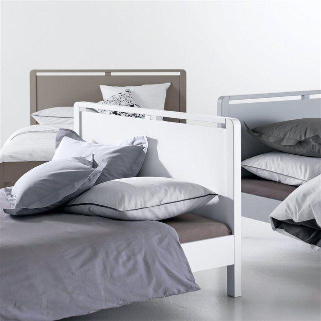 les 25 meilleures id es concernant lit 2 personnes sur. Black Bedroom Furniture Sets. Home Design Ideas