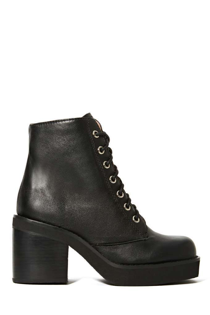 Jeffrey Campbell Tristan Boot | Shop Shoes at Nasty Gal