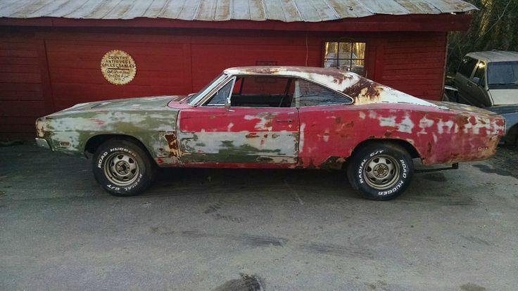 1969 Dodge Charger 500 Hardtop 2-Door | eBay