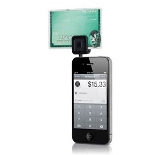 The Square Credit Card Reader is the simplest way for individuals and businesses to accept credit cards. Just plug the reader into your iPod touch (4th generation), iPhone 4 or iPad and use it in conjunction with the free Square app you can download from the App Store. 2.75% Flat Fee...