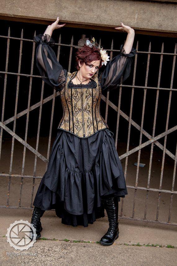 the 25+ best plus size steampunk ideas on pinterest | gothic