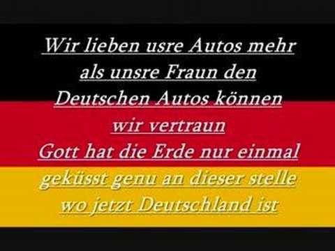 Das alles ist Deutschland - YouTube
