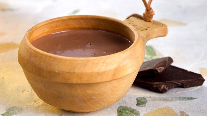 MatPrat - Varm sjokolade