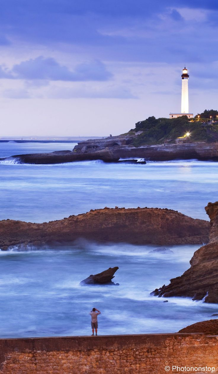 *Biarritz