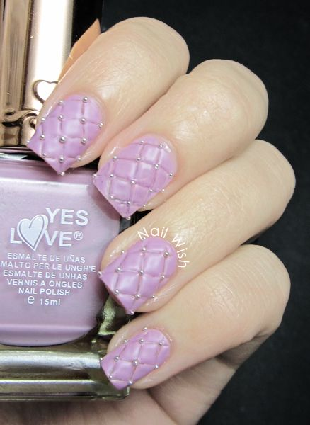 Nail Wish: Seven Deadly Sins Challenge Day 1: Lust