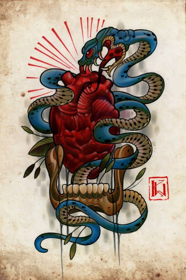 25 best images about snakes on pinterest illusions snake tattoo and design. Black Bedroom Furniture Sets. Home Design Ideas