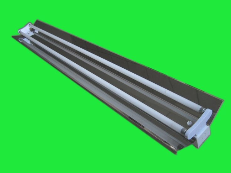 T8 Fluorescent Light Fixtures Aquarium