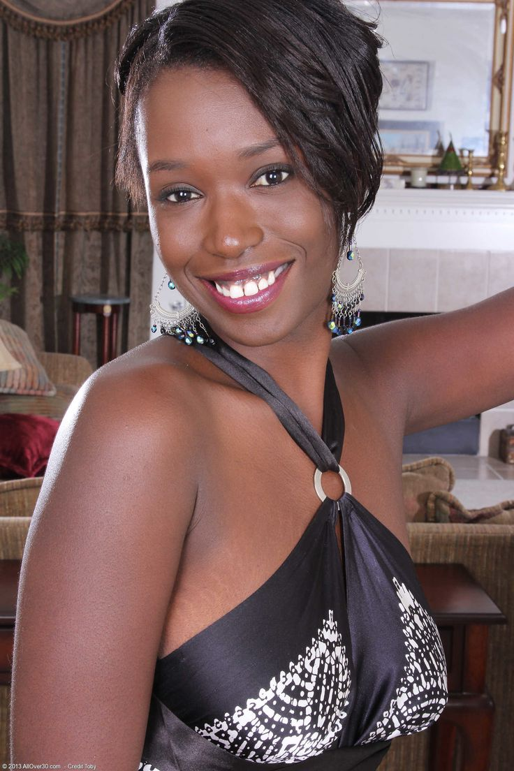 Mature Ebony Beauty