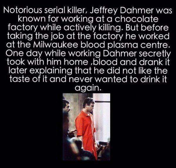 Milwaukeee Cannibal, Jeffrey Dahmer. Crime and Punishment (@TrueCrimeHub)   Twitter