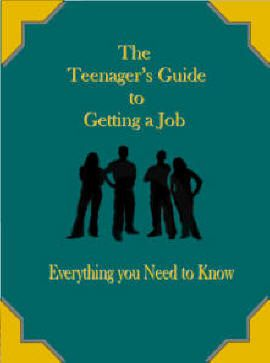 how to get a job when your a teenager