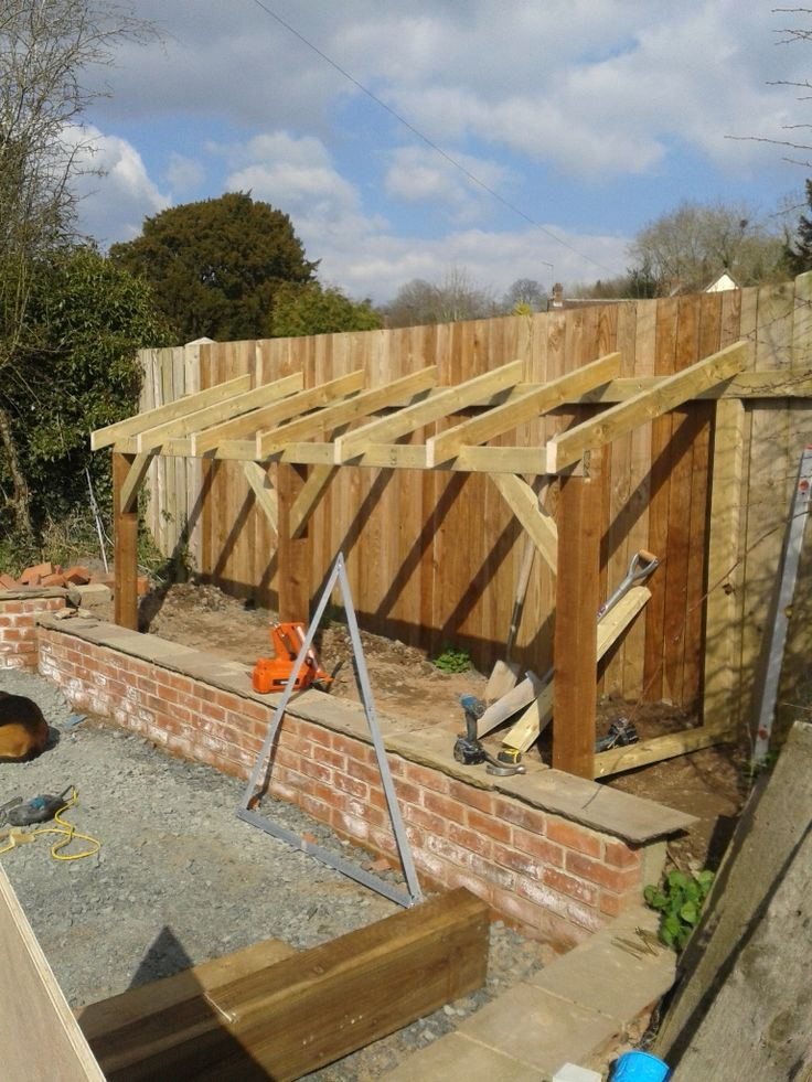 Image result for log store roof construction