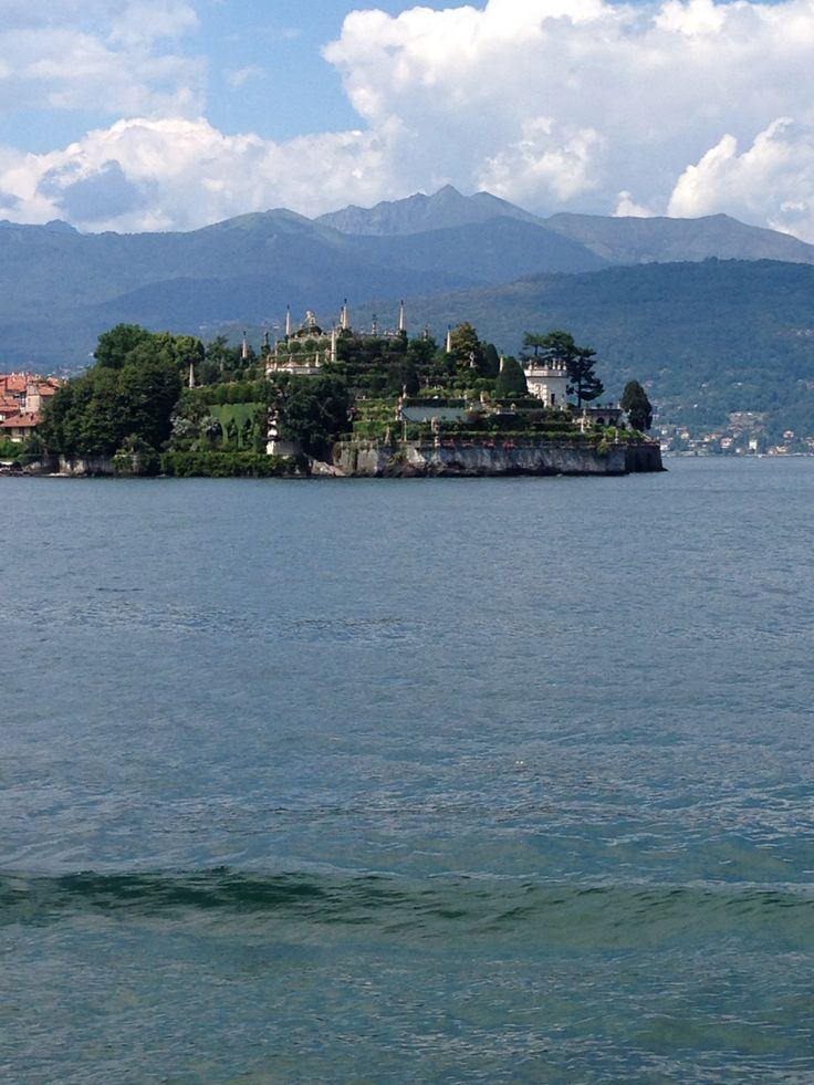 Isola Bella from the boat - Picture of Stresa Tours ... |Isola Bella Island Tour