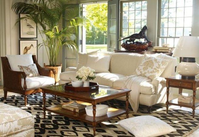 houzz living room | pasamos al comedor, que en este caso pertenece a una preciosa casa ...