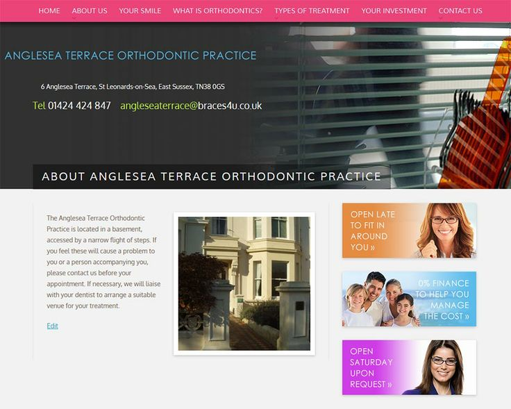 Anglesea Terrace Orthodontic Practice in Hastings  http://www.braces4u.co.uk/about-orthodontist-hastings/