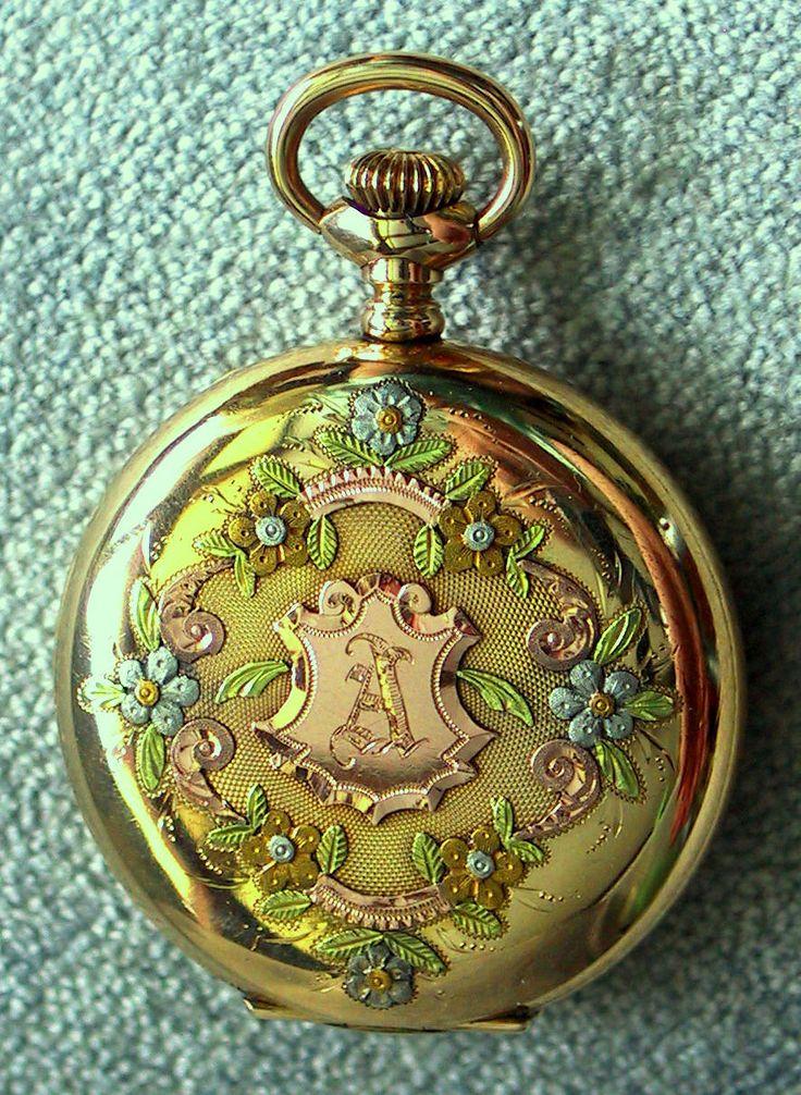 pocket watch case - Bing Images