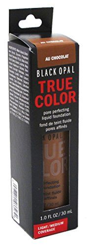 Black Opal True Color Liquid Foundation Au Chocolat 1oz (2 Pack) - http://buyonlinemakeup.com/black-opal/1oz-2-pack-true-color-pore-perfecting-liquid-au