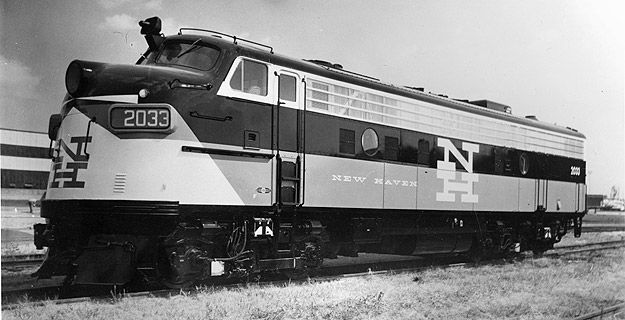 198 best images about new haven railroad on pinterest for New penn motor freight tracking