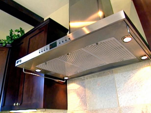 Learn the best practices for venting a kitchen and sealing the roof vent.